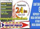 Cara Daftar Master Dealer Morena Pulsa